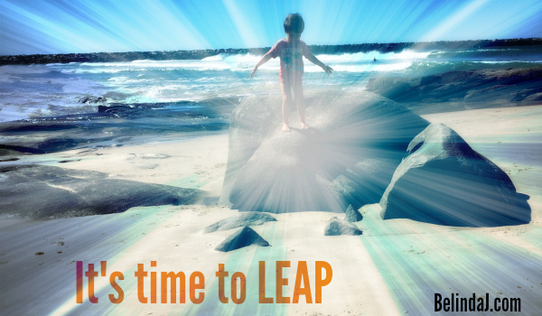 It's time to LEAP